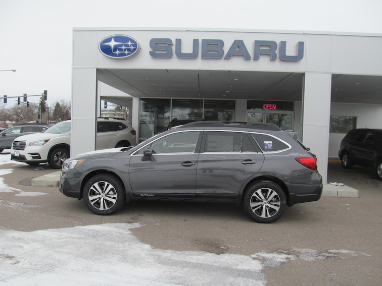New 2019 Subaru Outback 2.5i Limited SUV for sale in Missoula, MT