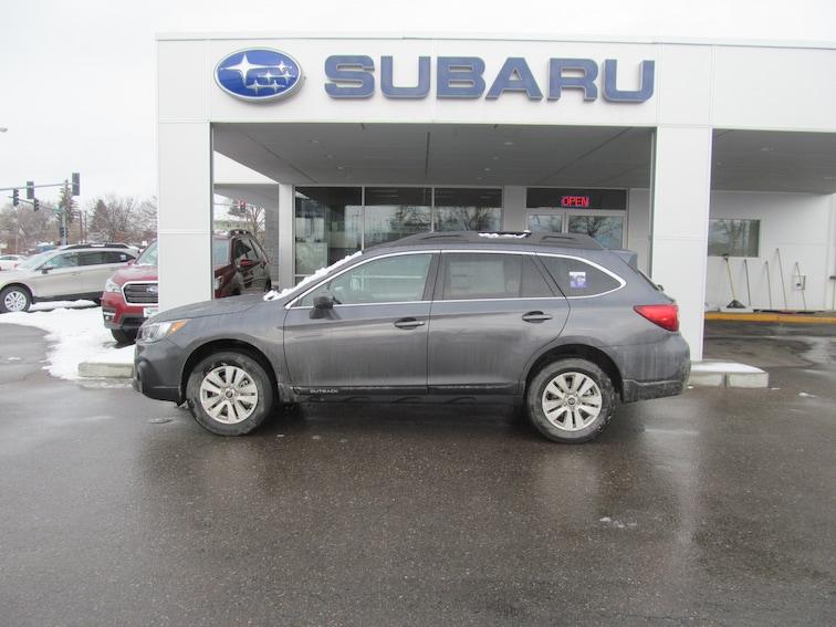 New 2019 Subaru Outback 2.5i Premium SUV for sale in Missoula, MT