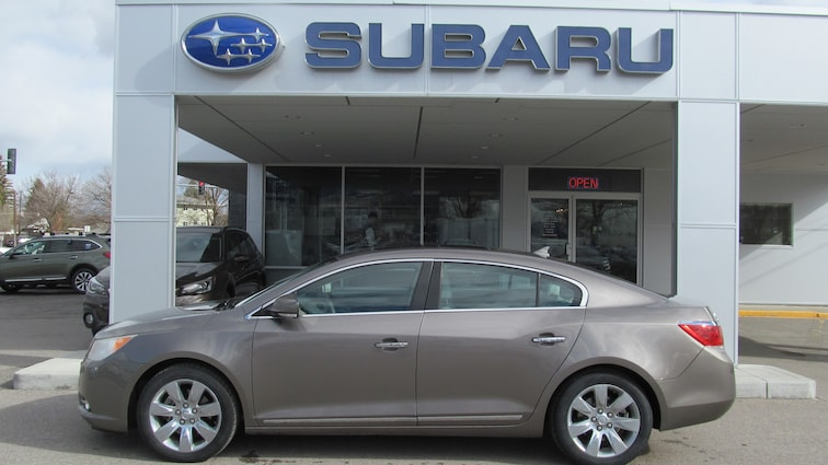 Used 2010 Buick LaCrosse CXL Sedan Missoula, MT