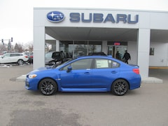 New 2019 Subaru WRX Premium (M6) Sedan K9807167 in Missoula, MT