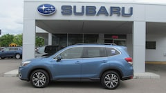 New 2019 Subaru Forester Limited SUV KH519030 in Missoula, MT