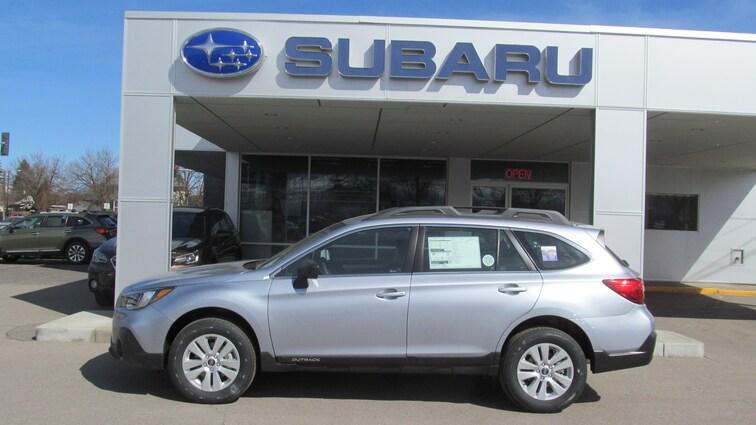 New 2019 Subaru Outback 2.5i SUV for sale in Missoula, MT
