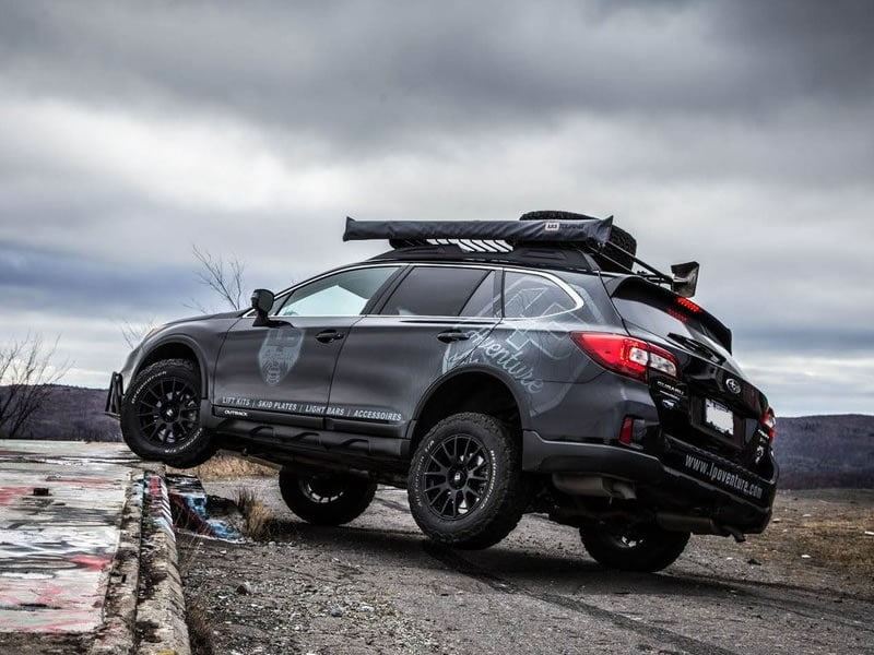 Adventure Edition Packages - Subaru of Moncton