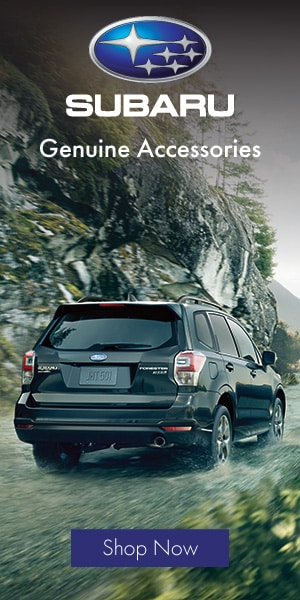 Subaru Accesories in Dieppe, New Brunswick - Subaru of Moncton