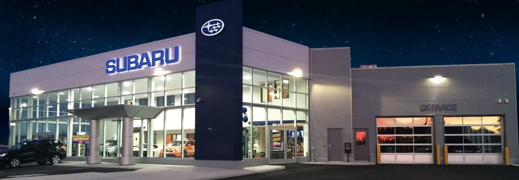 Subaru Dealer in Dieppe, New Brunswick - Subaru of Moncton