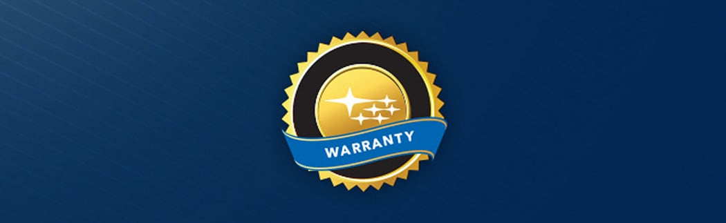 Subaru Warranty - Subaru of Moncton
