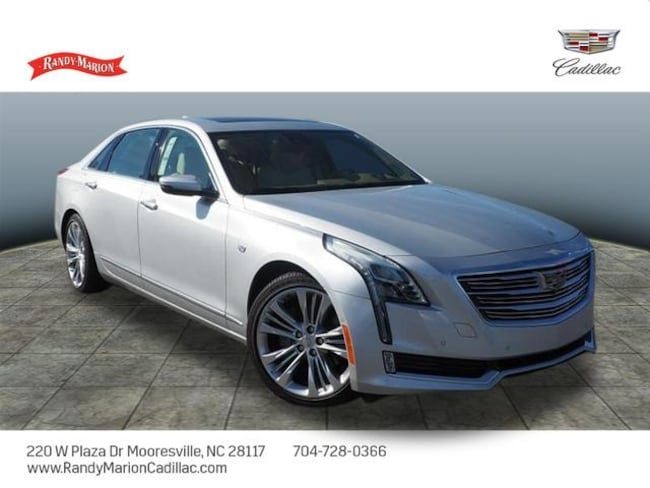 Certified Used 2016 Cadillac Ct6 For Sale In Mooresville Nc Vin