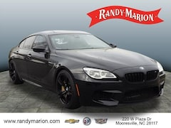 2016 BMW M6 Base Sedan WBS6E9C55GG437137