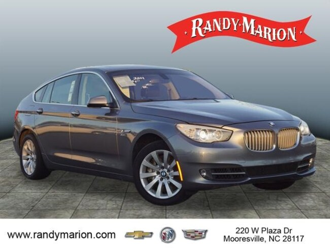 Used 2011 BMW 5 Series 550i Xdrive Gran Turismo Hatchback Near Charlotte