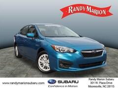 Certified Pre-Owned 2018 Subaru Impreza 2.0i Premium Sedan 4S3GKAD62J3616098 for Sale in Mooresville