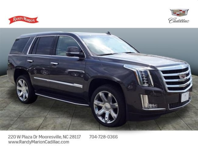 Certified Used 2017 Cadillac Escalade For Sale In Mooresville Nc
