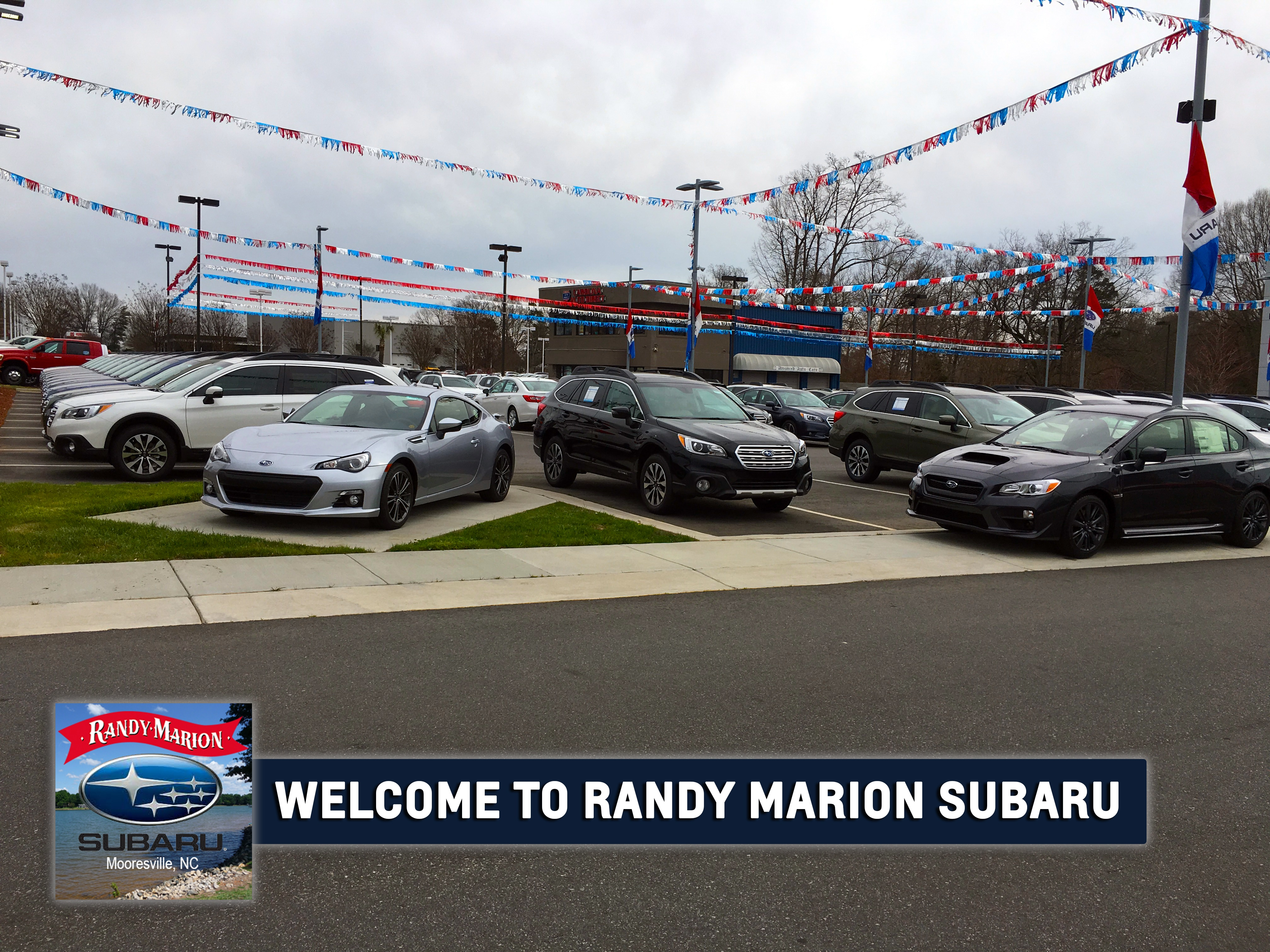 About Randy Marion Subaru in Mooresville near Charlotte Concord