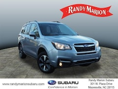 Certified Pre-Owned 2018 Subaru Forester 2.5i Premium SUV JF2SJAGC1JH513063 for Sale in Mooresville
