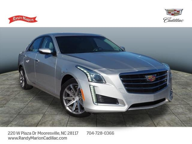 Certified Used 2016 Cadillac CTS For Sale in Mooresville NC | VIN: 1G6AR5SX2G0176868 Stock# TR71917A | Serving Charlotte, Concord and Huntersville