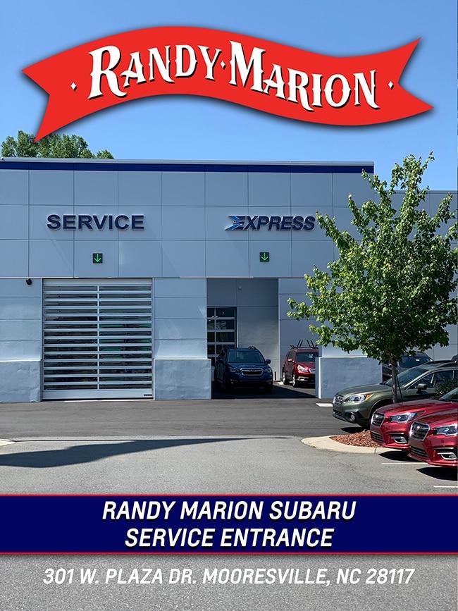 Randy Marion Mooresville >> About Randy Marion Subaru in Mooresville near Charlotte, Concord & Huntersville