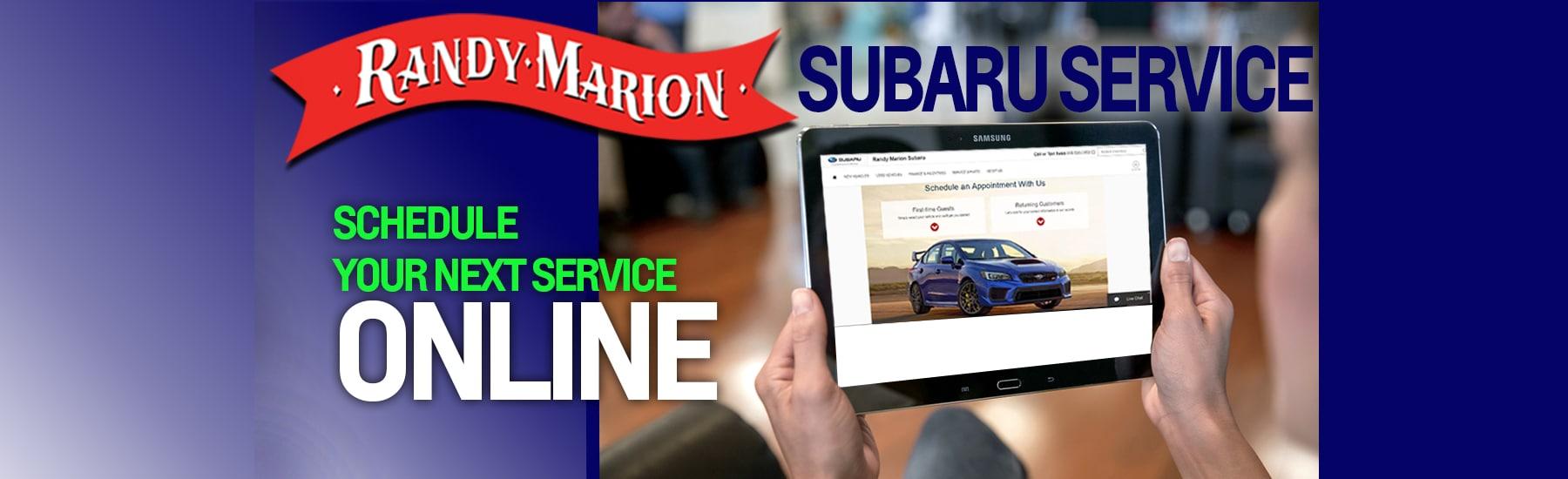 Randy Marion Subaru >> Randy Marion Subaru | New 2018-2019 Subaru & Used Car ...