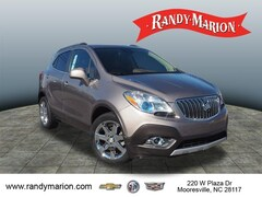 Used 2013 Buick Encore Leather SUV for Sale in Mooresville