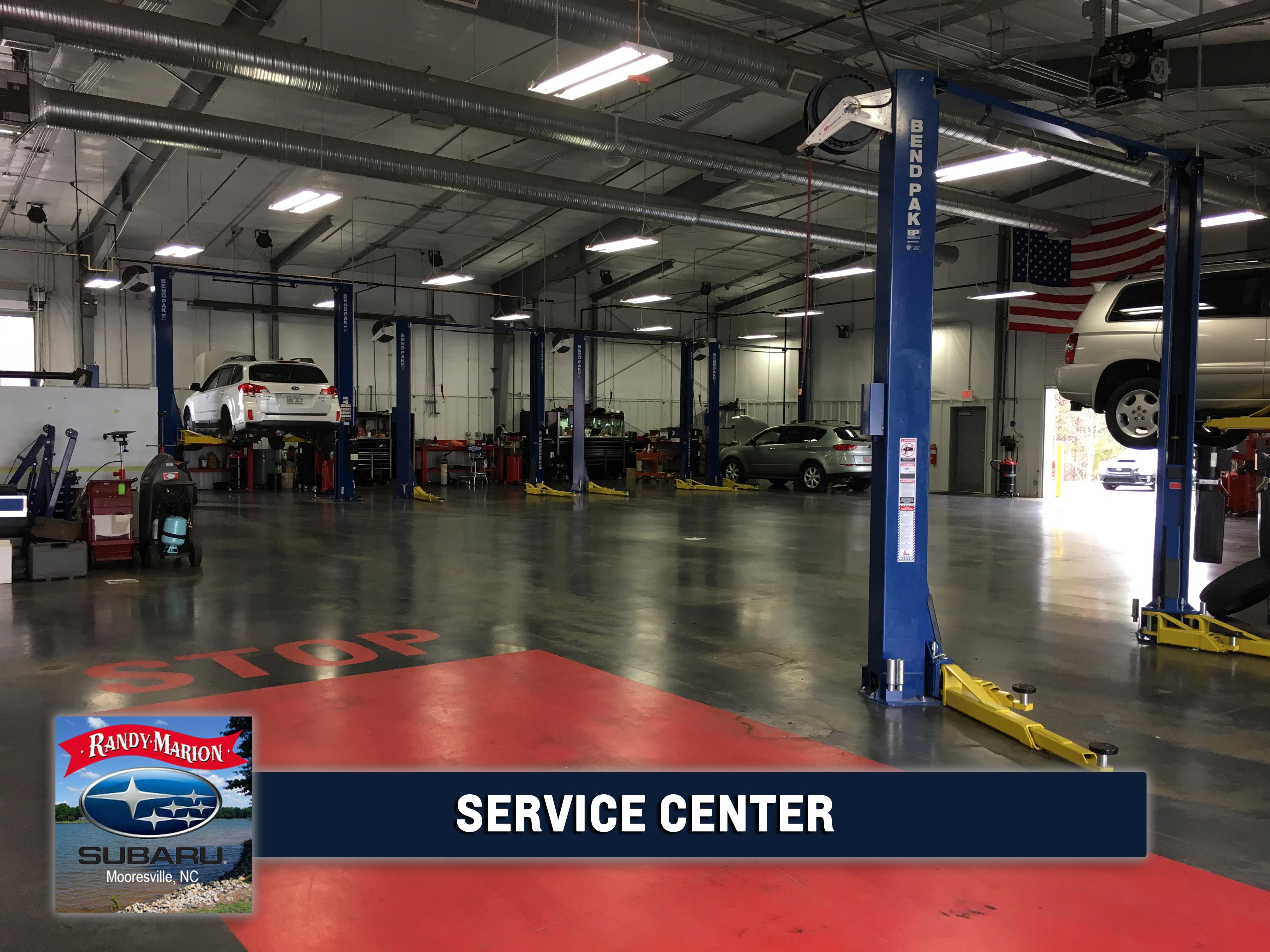 Subaru Auto Repair & Service in Mooresville near Charlotte & Concord NC