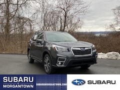 New 2021 Subaru Forester Limited SUV Morgantown, VW