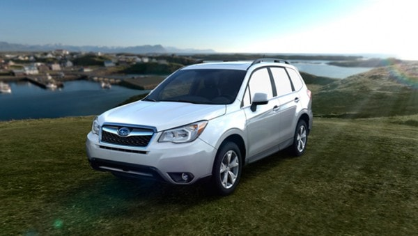 2015 Subaru Forester near Madison NJ