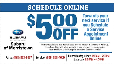 Schedule Brake Service Online