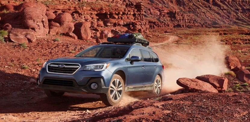 2018 Subaru Outback available near Morris Plains