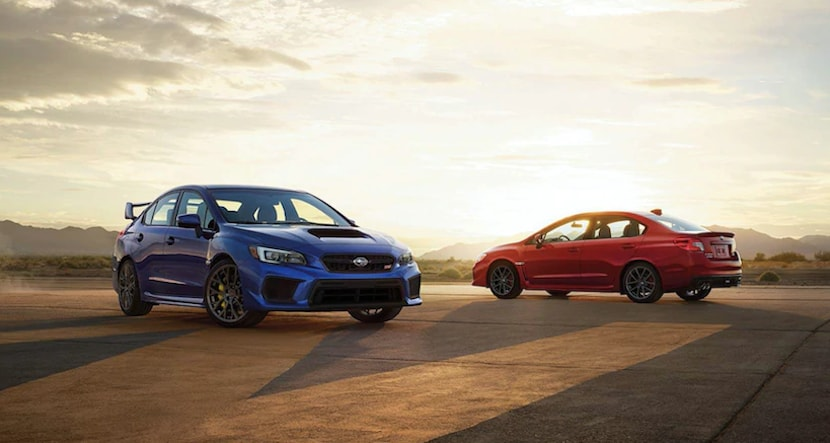2019 Subaru WRX Available Near Madison