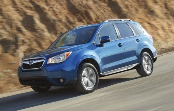Subaru Forester in Morristown