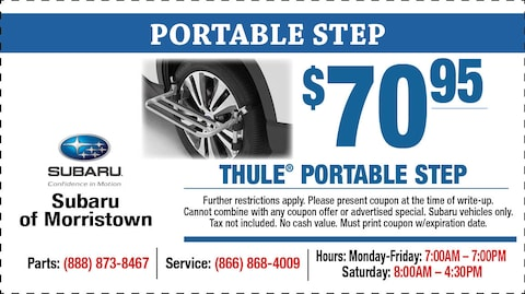 Thule Portable Step