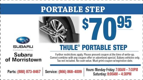 Thule Portable Step