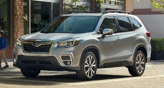2019 Subaru Forester Trim Comparison | Subaru of Morristown ^