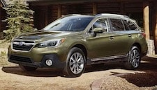 2019 Subaru Outback near Summit