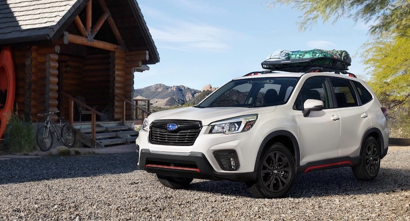 2019 Subaru Forester available near Madison