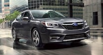 2020 Subaru Legacy Trim Comparison
