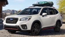 2019 Subaru Forester near Madison