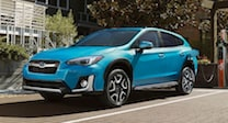 2020 Subaru Crosstrek Trim Comparison