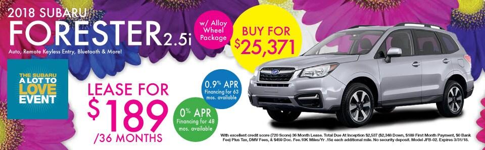 Subaru Of Morristown Randolph Area Subaru Dealership - Subaru dealership new jersey