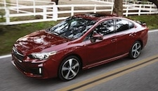 2017 Subaru Impreza near Madison