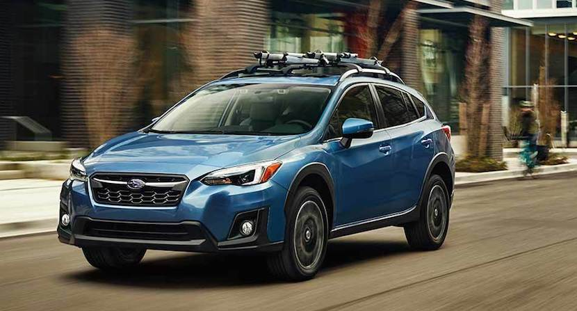 2019 Subaru Crosstrek near Madison