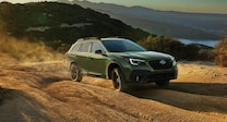 2020 Subaru Outback Trim Comparison