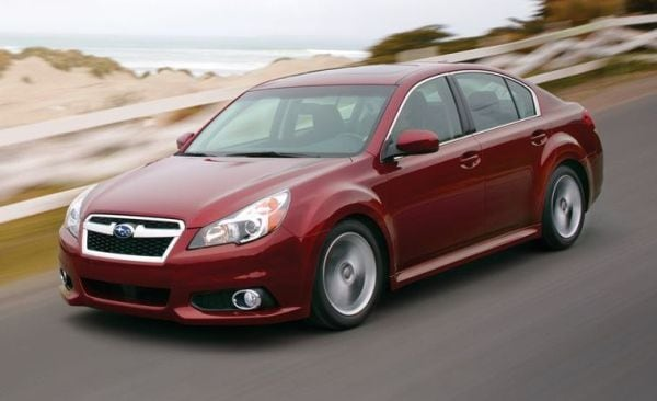 Subaru Legacy in New Jersey