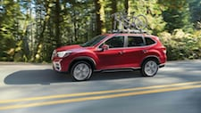 2020 Subaru Forester near Summit