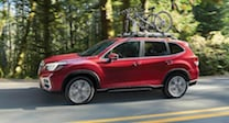 2020 Subaru Forester Trim Comparison