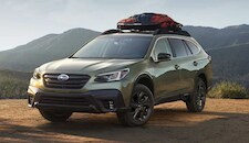 2020 Subaru Outback near Madison