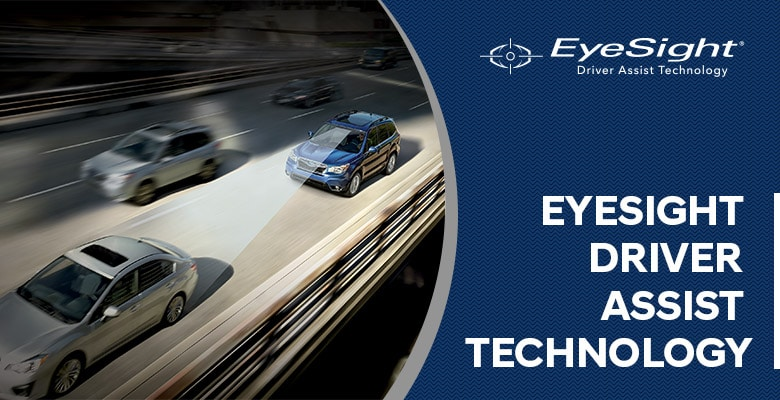EyeSight Driver Assist Technology