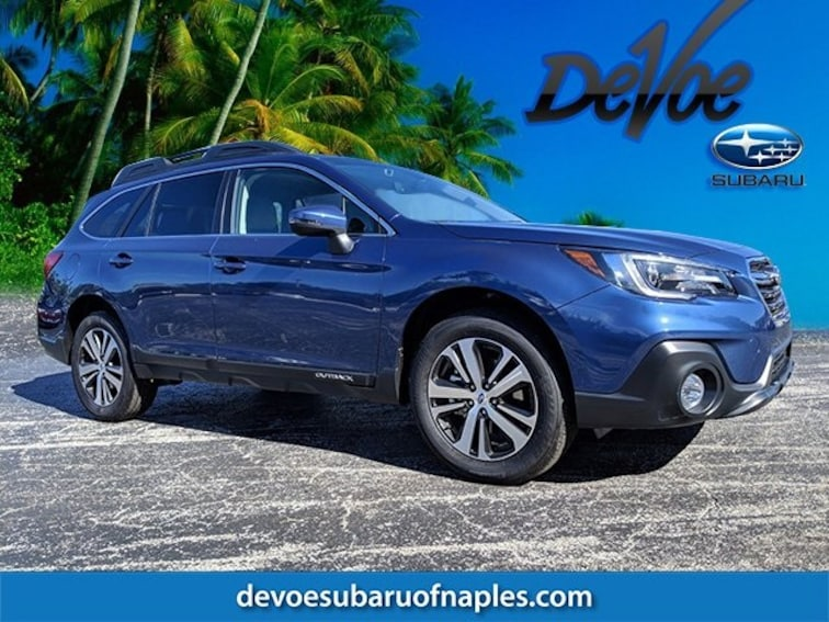 New 2019 Subaru Outback 3.6R Limited SUV in Naples, FL