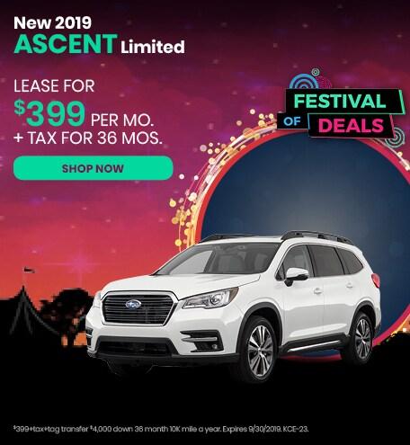 September 2019 Ascent Special