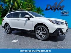 New 2019 Subaru Outback 2.5i Limited SUV 4S4BSANC6K3311988 Naples