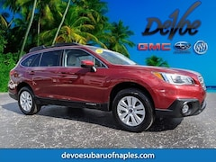 Certified 2016 Subaru Outback 2.5i SUV 4S4BSBFC2G3286583 Naples