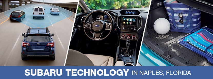 Subaru Technology Naples Florida